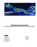 Multibody Analysis Guide  ANSYS phần 1