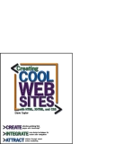 Creating Cool  Web Sites with  HTML, XHTML,  and CSS apr phần 1