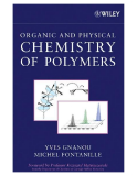 ORGANIC AND PHYSICAL CHEMISTRY OF POLYMERS phần 1