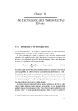 Nonlinear Optics - Chapter 11