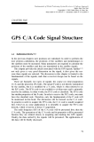 Fundamentals of Global Positioning System Receivers A Software Approach - Chapter 5