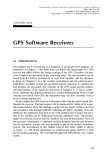 Fundamentals of Global Positioning System Receivers A Software Approach - Chapter 9