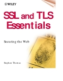 SSL and TLS Essentials Securing the Web phần 1