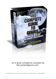 THE COMPLETE GUIDE TO GENIUS