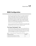 CCENT/CCNA ICND1 Official Exam Certification Guide - Chapter 17