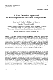 "Báo cáo sinh học: ""A link function approach to heterogeneous variance components"""