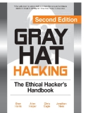 gray hat hacking the ethical hackers handbook phần 1
