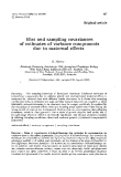 "Báo cáo sinh học: "" Bias and sampling covariances of estimates of variance components due to maternal effects"""