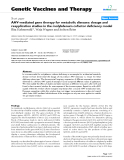 """Báo cáo sinh học: """"AAV-mediated gene therapy for metabolic diseases: dosage and reapplication studies in the molybdenum cofactor deficiency model"""""""