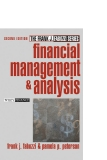 Financial management and analysis phần 1
