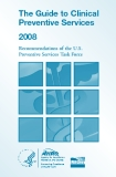 The Guide to Clinical Preventive Services 2008 - part 1