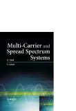Multi carrier and spread spectrum systems phần 1