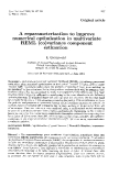 "Báo cáo sinh học: "" A reparameterization to improve numerical optimization in multivariate REML (co)variance component estimation"""