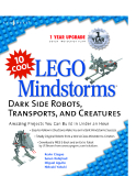 LEGO MINDSTORMS - Dark Side Robots Transports and Creatures Part 1