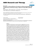 "Báo cáo y học: ""Evaluation of the proficiency of trained non-laboratory health staffs and laboratory"""