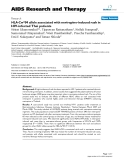 "Báo cáo y học: ""HLA-Cw*04 allele associated with nevirapine-induced rash in HIV-infected Thai patients"""