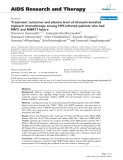 """Báo cáo y học: """" Treatment outcomes and plasma level of ritonavir-boosted lopinavir monotherapy among HIV-infected patients who had NRTI and NNRTI failure"""""""