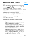 "Báo cáo y học: "" Fat distribution and longitudinal anthropometric changes in HIV-infected men with and without clinical evidence of lipodystrophy and HIV-uninfected controls: A substudy of the Multicenter AIDS Cohort Study"""