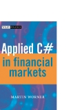 Applied C# in Financial Markets phần 1