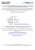 """Báo cáo y học: """" Role of clinical bioinformatics in the development network-based Biomarkers"""""""