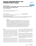 """Báo cáo y học: """"Self-healing photo-neuropathy and cervical spinal arthrosis in four sisters with brachioradial pruritus"""""""