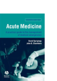 A practical guide to the management of medical emergencies - part 1