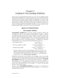 DEFINITIONS CONVERSIONS and CALCULATIONS for OCCUPATIONAL SAFETY and HEALTH PROFESSIONALS - CH7
