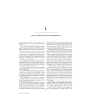 ENCYCLOPEDIA OF ENVIRONMENTAL SCIENCE AND ENGINEERING - LEGAL ASPECTS OF THE ENVIRONMENT