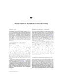 ENCYCLOPEDIA OF ENVIRONMENTAL SCIENCE AND ENGINEERING - WATER AND WASTE MANAGEMENT SYSTEMS IN SPACE