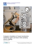 "Báo cáo khoa hoc:""   Computer simulations of neural mechanisms explaining upper and lower limb excitatory neural coupling"""