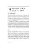 AIR POLLUTION CONTROL TECHNOLOGY HANDBOOK - CHAPTER 11