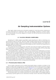 Air Sampling and Industrial Hygiene Engineering - Chapter 2