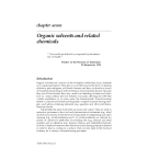 Ecosystems and Human Health - Chapter 7