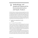 Environmental Justice AnalysisTheories, Methods, and Practice - Chapter 3