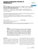 "Báo cáo khoa hoc:""  Serum S100B in primary progressive multiple sclerosis patients treated with interferon-beta-1a"""