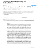 """Báo cáo khoa hoc:""""   A pneumatically powered knee-ankle-foot orthosis (KAFO) with myoelectric activation and inhibition"""""""