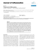 """Báo cáo y học: """"The Journal of Inflammation"""""""