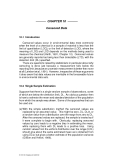 Statistics for Environmental Science and Management - Chapter 10