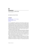 LANDSCAPE ECOLOGY A Top-Down Approach - Chapter 3
