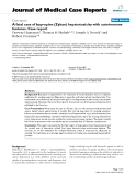 """Báo cáo y học: """"A fatal case of bupropion (Zyban) hepatotoxicity with autoimmune features: Case report"""""""