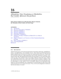 BIOLOGICALLY ACTIVE NATURAL PRODUCTS: AGROCHEMICALS - CHAPTER 16