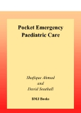 Pocket Emergency Paediatric Care - part 1