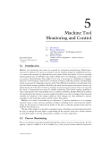 Mechanical Systems Design C5 Monitoring and Control