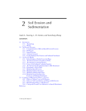 AGRICULTURAL NONPOINT SOURCE POLLUTION: Watershed Management and Hydrology - Chapter 2