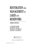 RESTORATION AND MANAGEMENT OF LAKES AND RESERVOIRS - CHAPTER 1