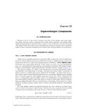 TOXICOLOGICAL CHEMISTRY AND BIOCHEMISTRY - CHAPTER 15