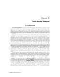 TOXICOLOGICAL CHEMISTRY AND BIOCHEMISTRY - CHAPTER 19
