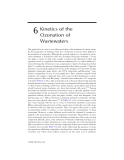 Ozone Reaction Kinetics for Water and Wastewater Systems - Chapter 6