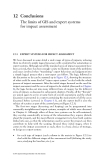Expert Systems and Geographical Information Systems for Impact Assessment - Chapter 12 (end)