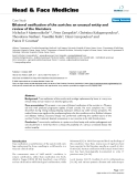 """báo cáo khoa học: """" Bilateral ossification of the auricles: an unusual entity and review of the literature"""""""